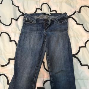 Abercrombie jeans stretch slim fit size 16 slim